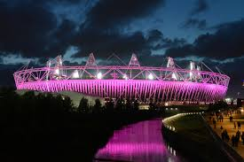 Olympic Stadium Stratford,London 2012