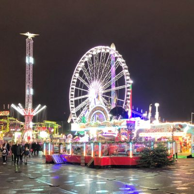 Top 5 Things To Enjoy in Winter Wonderland